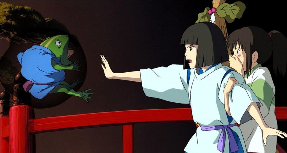 Hayao Miyazaki Best  Animation Movies Le Voyage De Chihiro