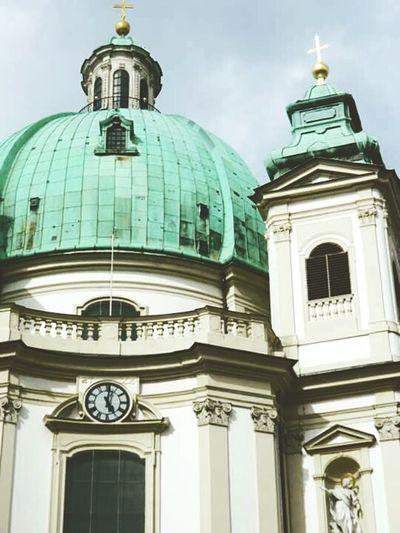 Wien Vienna SanPietro Kirke 🌼💞 myphoto✏