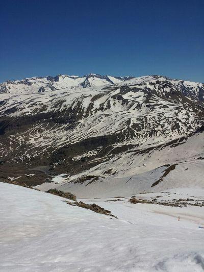 impresionante día de esquí Visit Spain