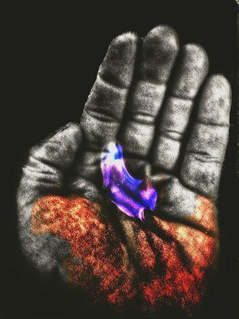 Hadouken Hand Fire Scorched Edit The Maximals (more Edit Juxt MAX It)