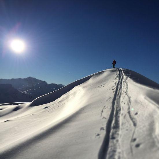 Alps Wintertime Capture The Moment Winter Wonderland Winter Skitour Skitouring