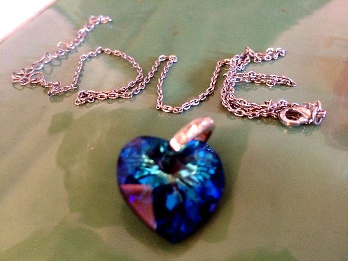 Long Goodbye Close-up Indoors  Jewelry Heart Shape Necklace Luxury No People Locket Day TCPM