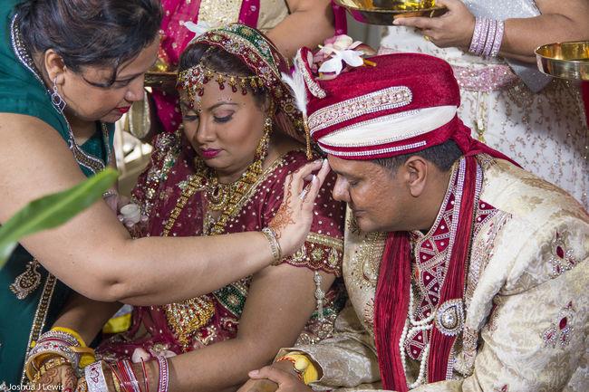Wife Ticker Bokeh Marriage  Nikon Red Wedding Photography People Trinidad And Tobago Indian Eye4photography  Still Life Ceremony Wedding Day Bride Woman Love