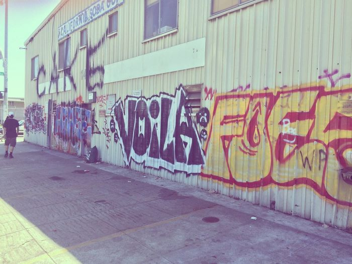 Oakland Graffiti Oakland