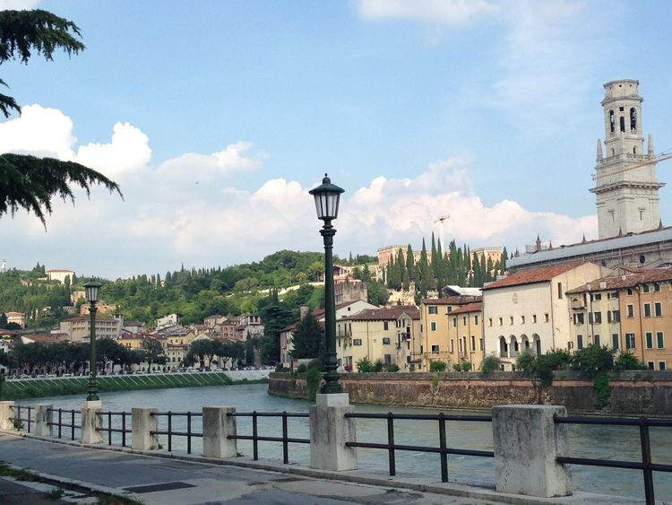 Italy Verona Dolcevita  River View No People City