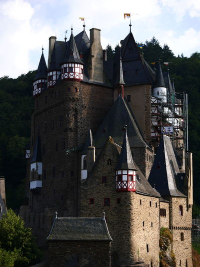 Burg Burg Eltz