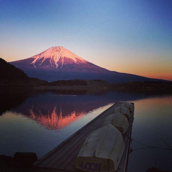 Fujinomiya Mount 富士山 日本 Japan Mount FuJi 日本の宝 逆さ富士 Rake Mt.Fuji