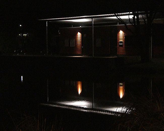 Südpfalz Dobble Doppelt Lights Kandel Stadtpark City Park Night Nightphotography Night Lights Nacht Nachtfotografie Spiegelung Im Wasser Spiegelungen Reflections Reflections In The Water Scenics Peaceful Light And Shadow Licht Und Schatten No People Night Sport Black Background Illuminated