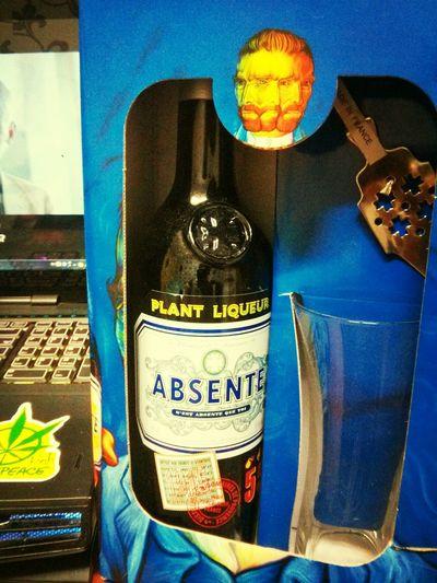 Absente High Alienware Good Night