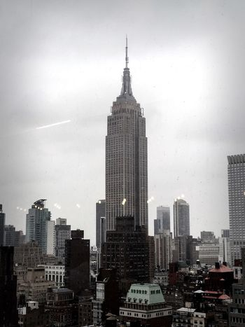 Views from the office... | ESB Awesome architecture Empire State Building timyoungiphoneography