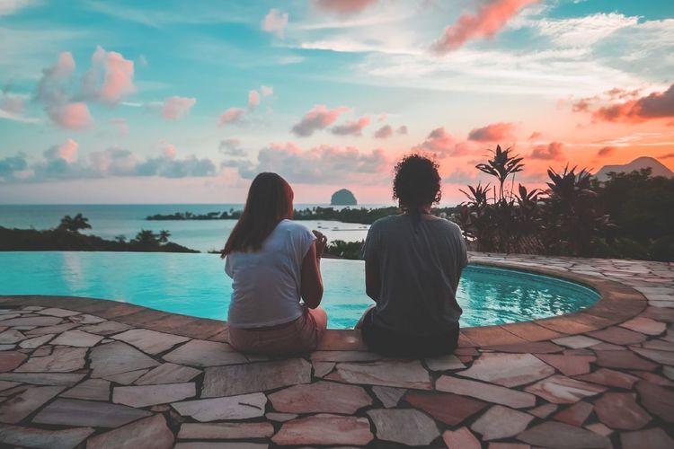 Tumblr : deedjii.tumblr.com VSCO Cam VSCO Dreaming Sunset