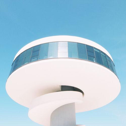 Niemeyer Niemeyer Niemeyer Center Niemeyeraviles Architecture Arquitectura Minimal Arquitetura