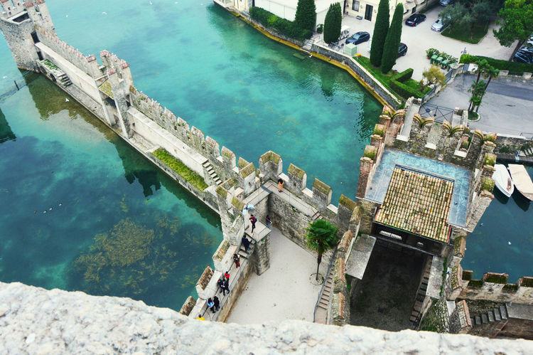 view from Sirmione castle Architecture Castle View  Castle Views Catullo Day Gardasee Gardasee,Italien Houses And Windows Lake Garda Medieval Architecture Medieval Castle Medieval City MedievalTown Mistic Atmosphere Misty No People Outdoors Sirmion Sirmione Sirmione Castle Sirmione Italy Sirmione Lake Sirmione2015 Sirmionedelgarda Sirmoine EyeEmNewHere Adapted To The City