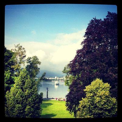 #verkehrshaus #luzern #lido #see Luzern See Lido Verkehrshaus