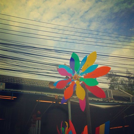 Jjmarket BBKK Bangkok Thailand Outdoor Wind