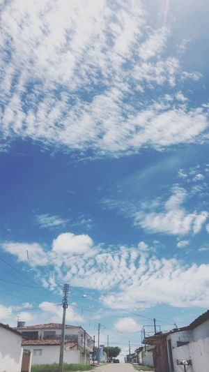 Céu CeuAzul Céu E Nuvem