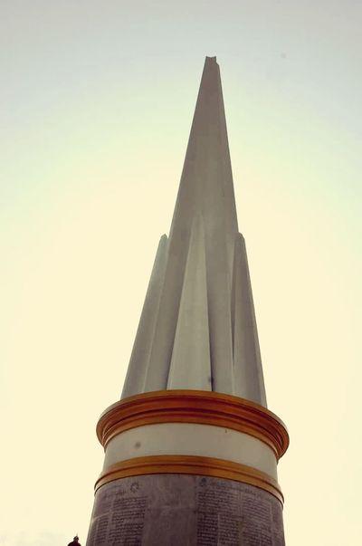 Independence Monument Yangon, Myanmar