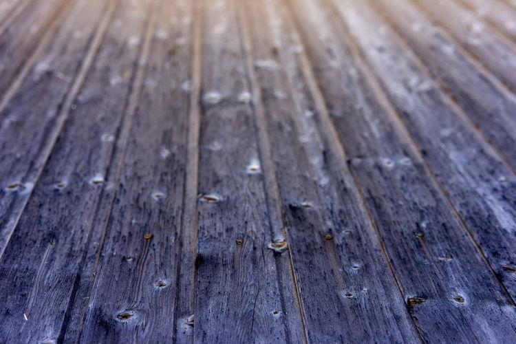 Full Fame Shot Of Floorboard
