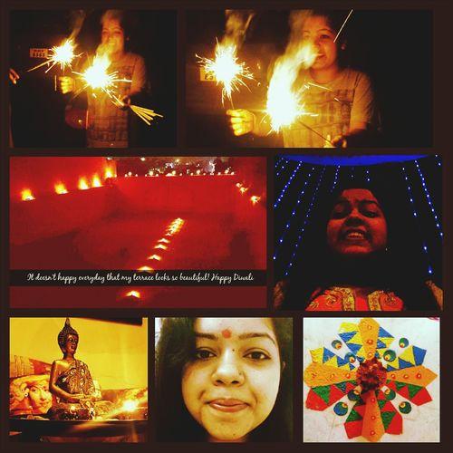 Happiest Diwali! First Eyeem Photo