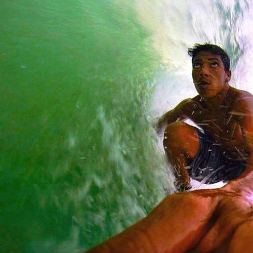 Seja quem você é sem medo, a maioria é um fantasma que se induz ao medo! 🌊🏄🙏⛅️🌀 Allallauu Gopole via @lifeapp Surfingiseverything SURFINGfactory