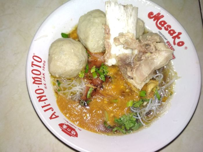 Meatballs... A. K. A BAKSO... Seuhah seuhah lada....... Food Soup Food And Drink Meat Healthy Eating No People Indoors  Ready-to-eat Freshness Close-up Day EyeEmNewHere Bakso Pedas Hot Food 🍲..... LADA