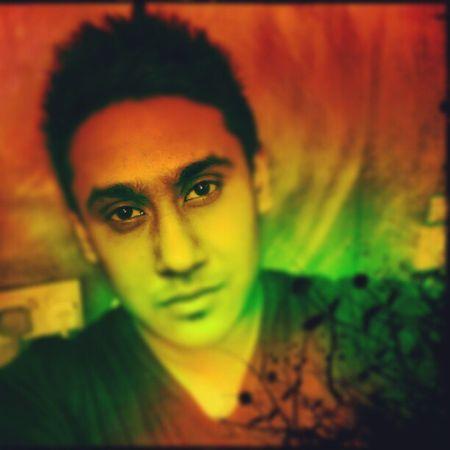Acid Mental Jamaica Vibrant focus eyes