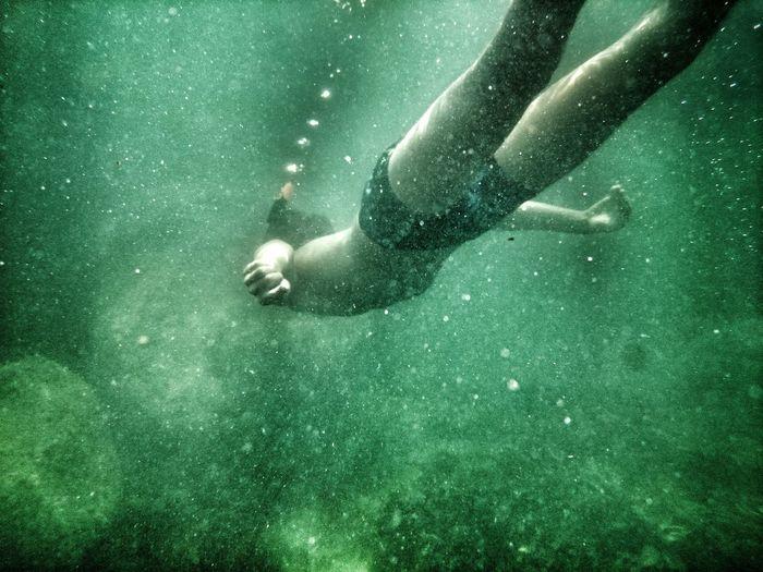 Underwater of sea In France, «Bretagne» Underwater Underwater Photography EyeEm Best Shots Summer2015