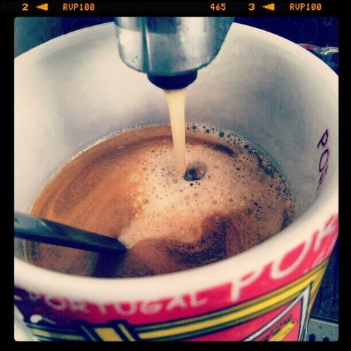 First coffee of the day. Good morning! Coffee Kaffeee Nespresso Weloveportugal welovehh igershh igershamburg instamood instadaily insta instacool instagood instagramers instashit picsta picoftheday