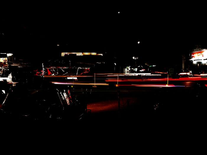 Lightseu! Quick Capture Light And Shadow Beautiful Dark Light Slow Shutter Full Frame Shot Building Shadow Shadows & Lights City Car Illuminated Red Land Vehicle Fire Engine Red Light Speedometer