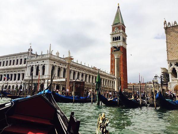 Venezia Gondolas Sanmarco