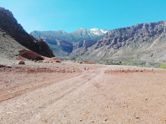 Morocco Montains    Snow ❄ Beautiful Nature Beuty Of Nature Ait Boughmez