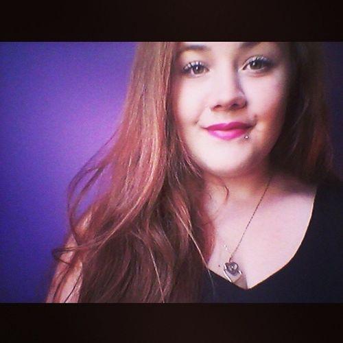 Be yourself ** SelfieSelfieSelfieSelfieSelfieSelfie Purple ♥ Allyouneedislove
