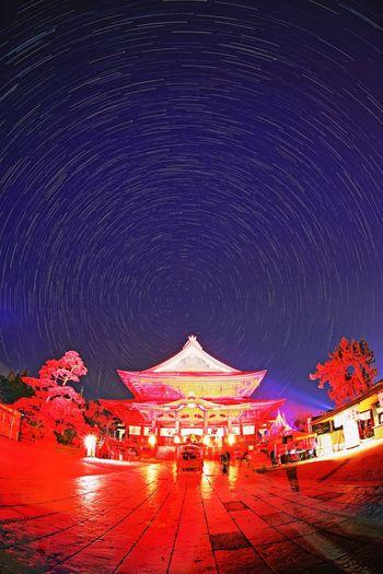 やってみたかった灯明まつりグルグル😂 銀河鉄道の夜♪ 長野灯明まつり 善光寺 一目惚れんず 善光寺 (zenko-ji Temple) Night Milky Way Star - Space History Arts Culture And Entertainment Astronomy Long Exposure Landscape Space Galaxy Nature Beauty Beauty In Nature Sky