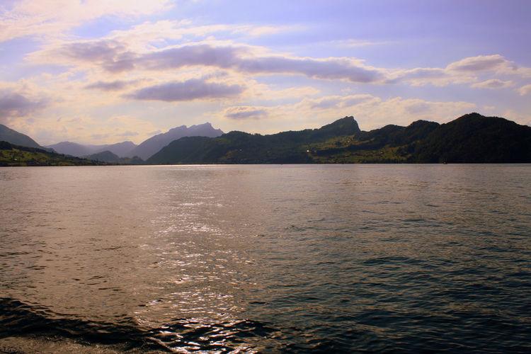 Lake View On