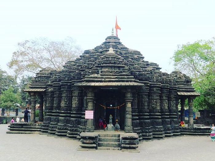 Shiva Temple 1060AD Amezing please to visit Heritage temple story is known and said that shilhara king chhitaraja and pandvas For more Wikipedia Mumbai Maharashtra India Mtdc