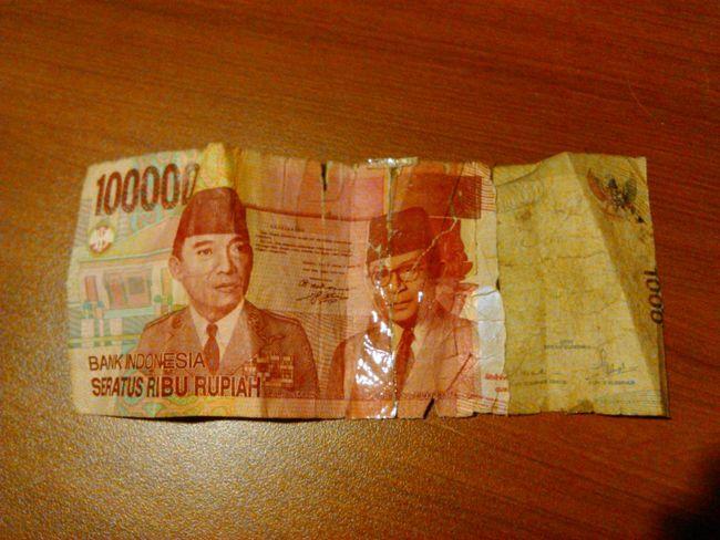 Money Damaged