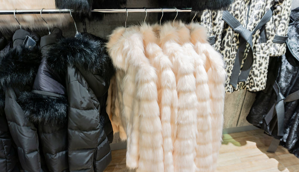 Faux fur jacket for fashion winter season Boutique Business Department Store Fashion Fleecily Textiles Winter Woman Women's Outfitters Clothes Clothing Fashionably Faux Fur Fur Fur Jacket Fur Vest Luxury Mink Offer Sales Shop Softy Warmly Winter Sale Women's Fashion
