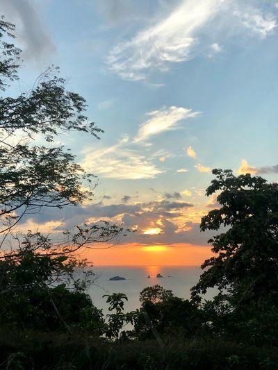 Sunset Captured