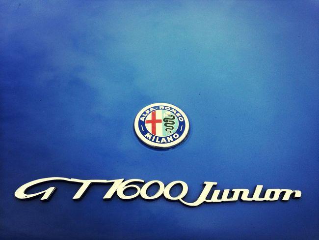 Alfa Romeo GT1600 Junior Car Of The Day