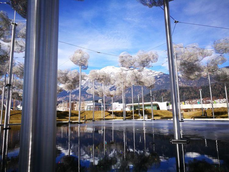 No People Outdoors Swarovski Innsbruck