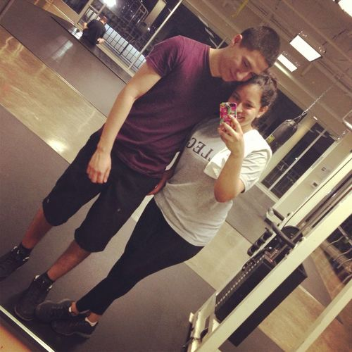 Daythree!gym Time With My Love