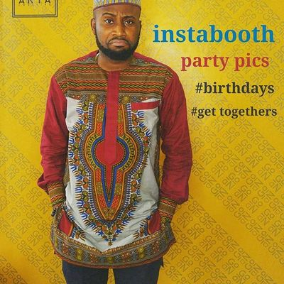 Instabooth @instaboothnigeria @drfoy