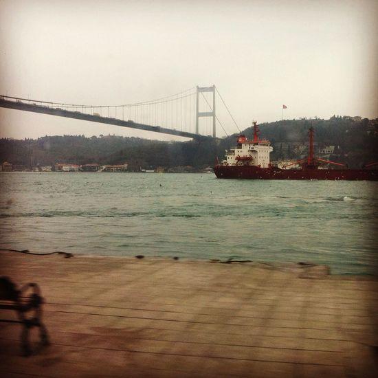 at Kiran - Boğaz ist.