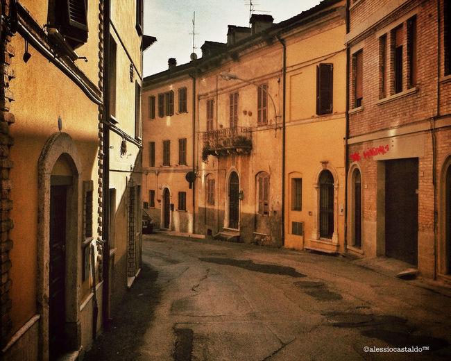 Discover Italy / With Ale