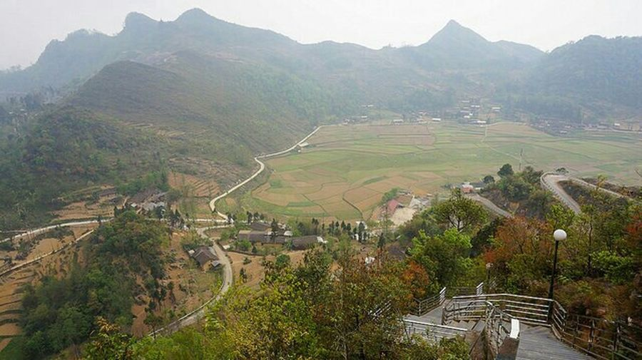 Mountain View Hà Giang On The Road Tourist_spot Vietnam Scenery Shots Landscape Nature_collection Supernormal Travelling
