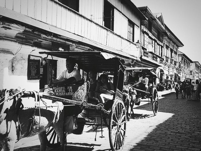 Sound Of Life the mystical venture going to the spanish era.. Calle Crisologo Vigan Philippines Tourism Mobilephotography
