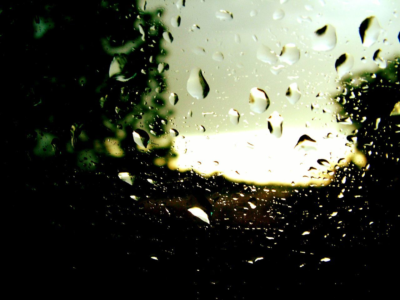 drop, wet, water, glass - material, rain, window, transparent, no people, close-up, indoors, nature, vehicle interior, raindrop, car, rainy season, focus on foreground, motor vehicle, glass