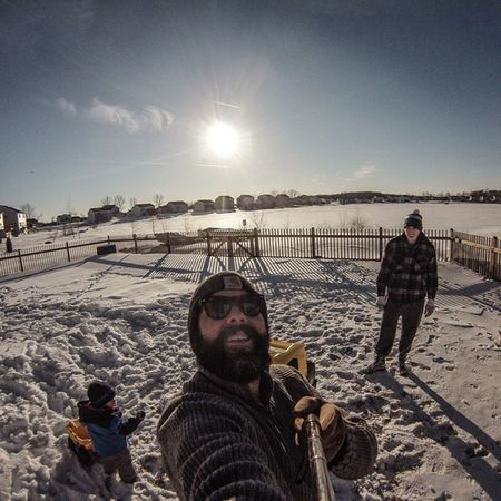 Nofilter Winterfun Selfie