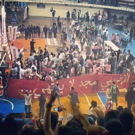 Més qu un club hala El_efriqi ♥ Fil 9alb a jamais ^_^ Campione Double Baskett Tunisia ClubAfrican Finale