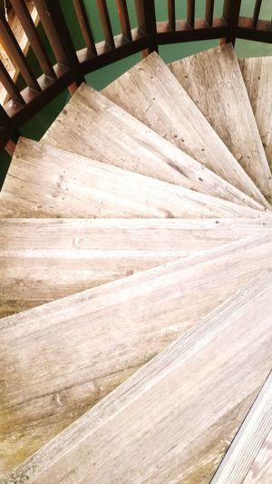 Circular Stairway The Week Of Eyeem Wood